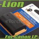 i-Lion LP-E6 2000 mAh 7.4V Battery Japan Cells For Canon EOS 5D II III 6D 7D 60D