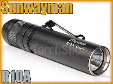 Sunwayman R10A Cree G2 LED 140LM AA Flashlight