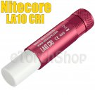 Nitecore LA10-CRI-Red Nichia LED 85LM AA Magnetic Camp Lantern Flashlight Torch
