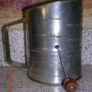 Bromwell's Three Cup Measuring-Sifter, Price Includes S&H