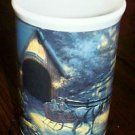 2008 Thomas Kinkade Winter Evening Memories Mug, Price Includes S&H