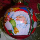 Christmas Ornament  Hallmark Here Comes Santa, Price Includes S&H