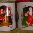 Coffee Mug Coca Cola Dear Santa 75th Anniversary, Price Includes S&H