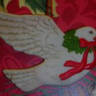 Schmid Gordon Fraser Ornament 1984 Dove, Price Includes S&H