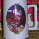 "Coca-Cola Coffee Cup ""Season's Greetings"" 1996 Collector Edition, Price Includes S&H"