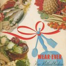 Wear Ever Cookbook 1950 Copyright 16th Edition--Price includes S&H.