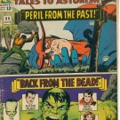 Marvel Comicbook June 1968 Giant-Man and Incredible Hulk, Price Includes S&H