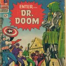 "Marvel Comicbook The Avergers ""Enter Dr. Doom"" 25 Feb"