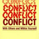 Resolving Conflict With Others and Within Yourself, Price inlcudes S&H.