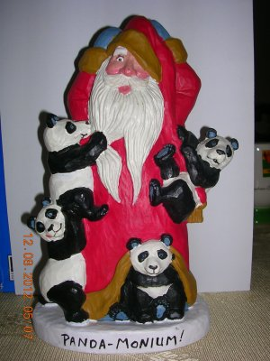 Panda-Monium by Susan M. Smith 1998, Price Includes S&H