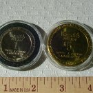 $1 and $5 Harrah's Del Rio Hotel & Casino Laughlin, NV 1988 Gaming Tokens, Price Includes S&H