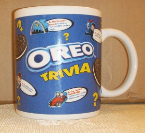 Oreo Coffee Mug, Price Includes S&H