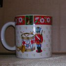 Nutcracker and Rocking Horse Coffee Mug, Price Includes S&H