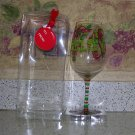 Believe Wine Glass, Price Includes S&H