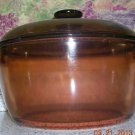 Corning Visions Glass Cookware 4.5 Liter Dutch Oven, Price Includes S&H