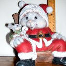 Bunny in Santa Suit, Price Includes S&H