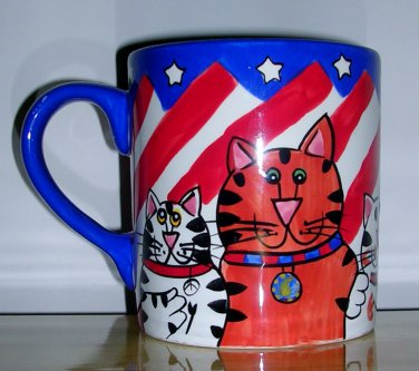 CATZILLA Mug, Price Includes S&H