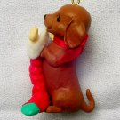"Hallmark Keepsake Ornament ""Puppy Love"" Collector's Series 1996, Price Includes S&H"