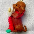 "Hallmark Keepsake Ornament ""Puppy Love"" Collector's Series 1996, Price Includes S&H"