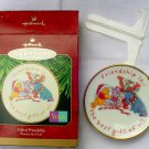 "Hallmark Keepsake Ornament ""Gift of Friendship"" Winnie the Pooh, Price Includes S&H"