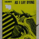 Faulkner's As I Lay Dying (Cliffs Notes) Price Includes S&H