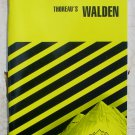 Thoreau's Walden (Cliffs Notes) Price includes S&H
