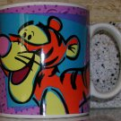 Disney Tigger Winnie the Pooh Pounce Mug by Sakura, Price Includes S&H