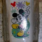 Mickey Mouse McDonald's Walt Disney World 2000 Celebration Glass, Price Includes S&H