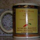 "1991 Warner Bros. Bugs Bunny Mug--""A WILD HARE"" , Price Includes S&H"