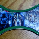 """Paw Prints Tin Stitchworks™ """"Tin Collectibles"""", Price Includes S&H"""
