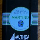 Little Black Book of Martinis, Price Includes S&H