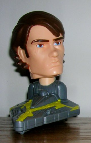 Anakin Skywalker Bobblehead, Price Includes S&H