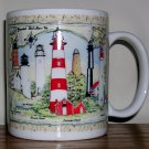 Lighthouses Mug, Price Includes S&H