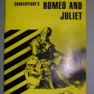Cliffs Notes--Romeo and Juliet, Price Includes S&H