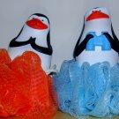 Penguins of Madagascar Bath Poufs, Price Includes S&H