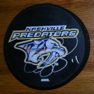 David Legwand Signed/Autographed Nashville Predators Hockey Puck, Price Includes S&H