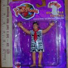 The Flintstones Bendable Figures--Fred, Price Includes S&H