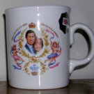 Prince Charles Princess Diana Birth of Prince Henry of Wales Mug, Price Includes S&H