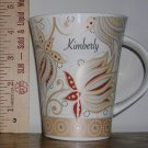 History and Heraldry Personalized Mug--Kimberly, Price Includes S&H