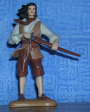 Will Turner from Pirates of the Caribbean Cake Topper, Price Includes S&H
