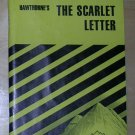 Cliffs Notes--Hawthorne's The Scarlet Letter, Price Includes S&H