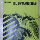Cliffs Notes--Faulkner's The Unvanquished, Price Includes S&H