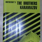 Cliffs Notes--Dostoevsky's The Brothers Karamazov, Price Includes S&H