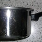 Vintage 1940-50s Lo--Heet Vollrath  Steel Steamer Insert w/Handle, Price Includes S&H