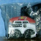 Sonic Wacky Pack Hero Force Police Car 2009, Price Includes S&H