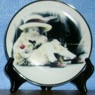 "Kim Andersen's Pretty As A Picture ""Thinking of You Brings Sweet Memories"" Plate, Price Includes S&H"