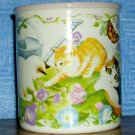 Potpourri Designs Garden Kittens Mug--Copyright 1995, Price Includes S&H