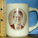 Jimmy Carter 39th President Mug, Price Includes S&H
