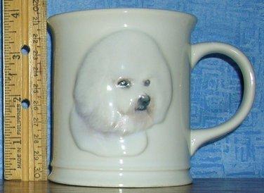 Bichon Frise Mug 2003 XPRES Best Friend Originals , Price Includes S&H