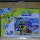 SpongeBob SquarePants 100 Piece Jigsaw Puzzle, SpongeBob and Patrick Star, Price Includes S&H
